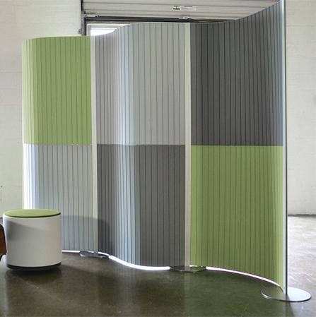 Flexible partitions