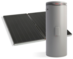 solar_electric hot water